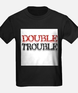 Double Trouble Kids T-Shirt
