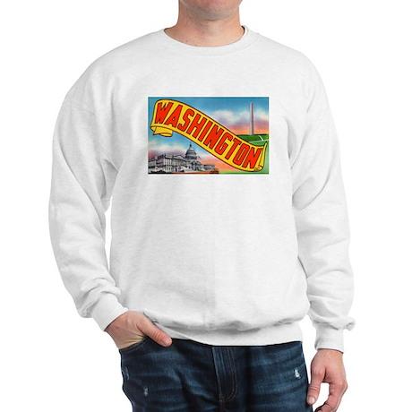 Washington D.C. Greetings Sweatshirt