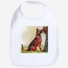 German Shepherd Protect 1 Bib