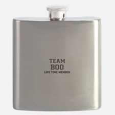 Team BOO, life time member Flask