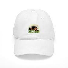 German Shepherd Tracking Baseball Cap