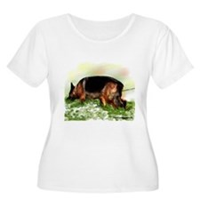 German Shepherd Tracking T-Shirt