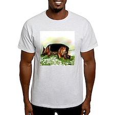 German Shepherd Tracking T-Shirt