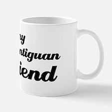 I love my Antiguan Girlfriend Mug