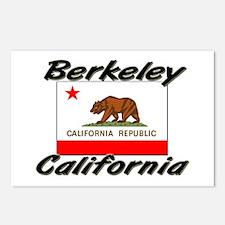 Berkeley California Postcards (Package of 8)