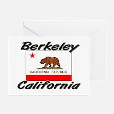 Berkeley California Greeting Cards (Pk of 10)