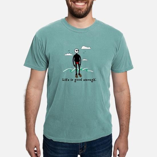Speedo Guy White T-Shirt