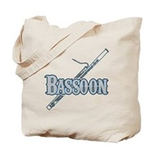 Bassoon Woodwind Band Member Tote Bag