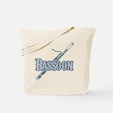 Bassoon Woodwind Band Member Tote Bag