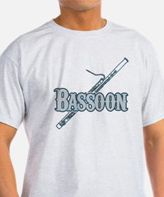 Bassoon Woodwind Band Member T-Shirt