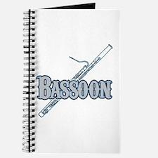 Bassoon Woodwind Band Member Journal