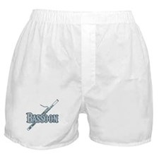 Bassoon Woodwind Band Member Boxer Shorts