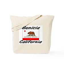 Benicia California Tote Bag