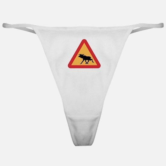 Caution Elks, Sweden Classic Thong