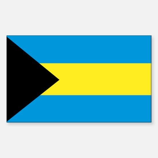 The Bahamas Decal