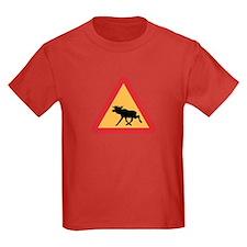 Caution Elks, Sweden T