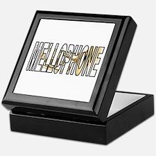 Mellophone Brass Marching Band Keepsake Box