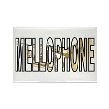 Mellophone Brass Marching Band Rectangle Magnet (1