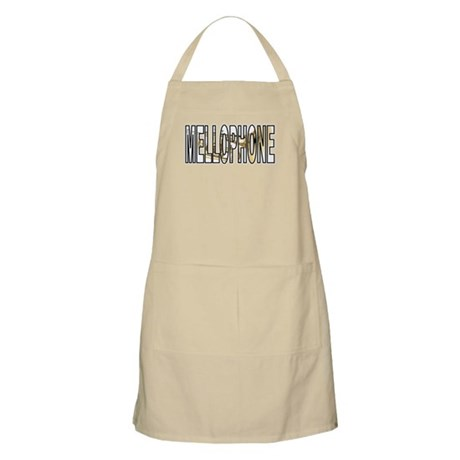 Mellophone Brass Marching Band BBQ Apron