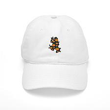 Pumpkin Frog Baseball Cap