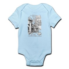 Lonely Boy Infant Bodysuit