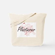 Plasterer Artistic Job Design with Butter Tote Bag