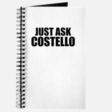 Just ask COSTELLO Journal