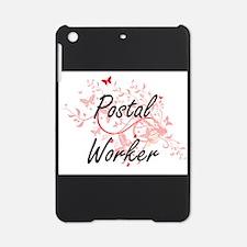 Postal Worker Artistic Job Design w iPad Mini Case