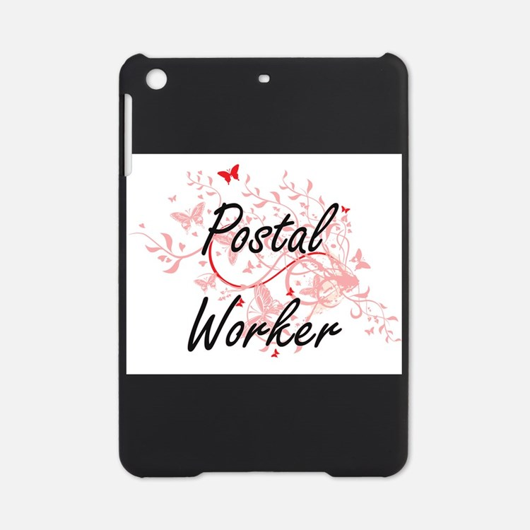 Postal Worker Artistic Job Design w iPad Mini Case