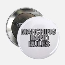 """Marching Band Rules 2.25"""" Button (10 pack)"""