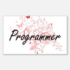 Programmer Artistic Job Design with Butter Decal