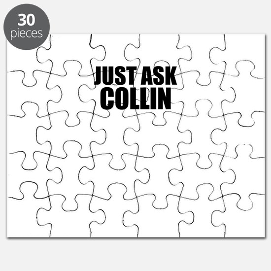 Just ask COLLIN Puzzle