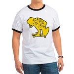 Yellow Spotted Frog Ringer T