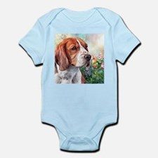 Beagle Painting Body Suit
