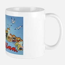 Two Harbors Minnesota Greetings Mug