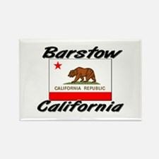 Barstow California Rectangle Magnet
