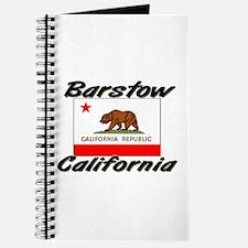 Barstow California Journal