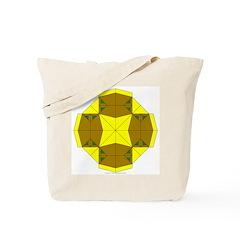 Brown Owls Amulet Tote Bag