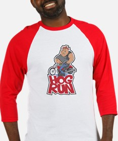 Hog Run Baseball Jersey