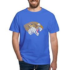 Leopard Royal Blue T-Shirt