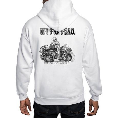 Hit The Trail Hooded Sweatshirt