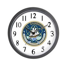 USS Bainbridge (DLGN 25) Wall Clock
