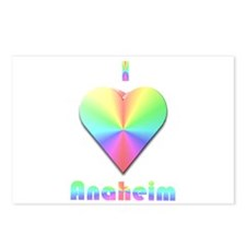 I Love Anaheim #1 Postcards (Package of 8)