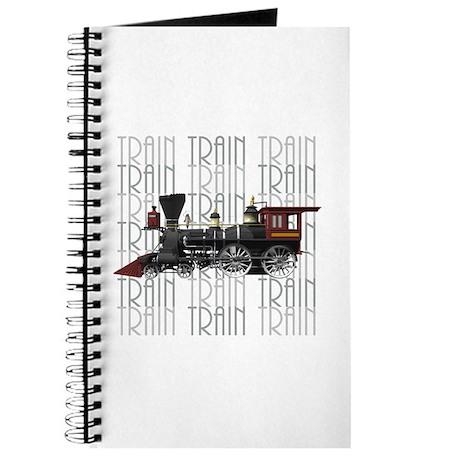 Train Lover Journal
