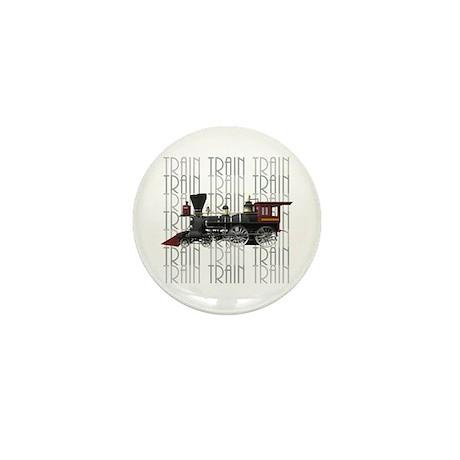 Train Lover Mini Button (10 pack)