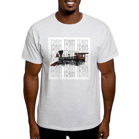 Train Lover Light T-Shirt