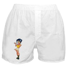 Sody Pop, wave; Boxer Shorts