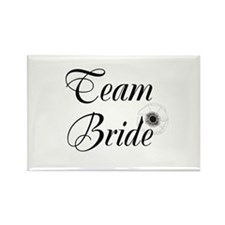 Team Bride Anemone Magnets