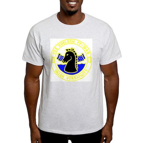 USS Koelsch (FF 1049) Light T-Shirt