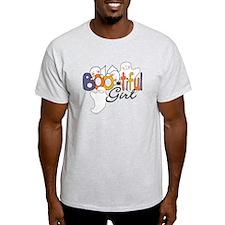 BOO-TIFUL GIRL GHOST! T-Shirt